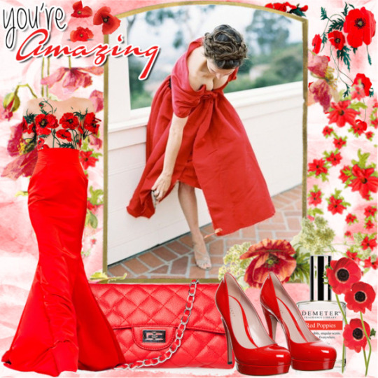 Amazing Red Style